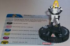 SHARON CARTER #003B Nick Fury Agent of S.H.I.E.L.D Marvel HeroClix