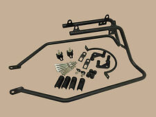 FLH Saddlebag Conversion Brackets - Bagger Kit - '04+ Harley Davidson Sportster