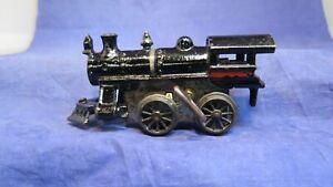 Hafner Prewar O Gauge Cast Iron Clockwork Steam Locomotive! CT