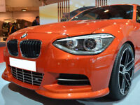 BMW F20 F21 M-TECH M-SPORT FRONT LIP / SPLITTER / VALANCE / SPOILER