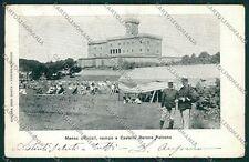 Livorno Città Militari cartolina QQ3662