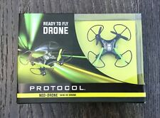 Protocol Neo-Drown Mini RC Drone, NWT