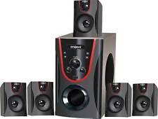 Envent High 5 Lite - ET-SP51125 Home Audio Speaker (Black, 5.1 Channel) - Bill