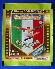 BUSTINA SPECIALE FIGURINE CALCIATORI PANINI 2013/14 - V9-V16 LO SPRINT SCUDETTO