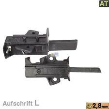 2 Motorkohlen Kohlen 2,8mm Waschmaschine AEG-Electrolux 899645425095 Whirlpool