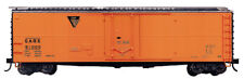 HO-SCALE 50' PLUG DOOR BOXCAR FOR GARX BY BRANCHLINE! HO-SCALE