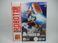 Robot Spirits [SIDE MS] RGM-79 Powered GM ver. A.N.I.M.E. Action Figure BANDAI
