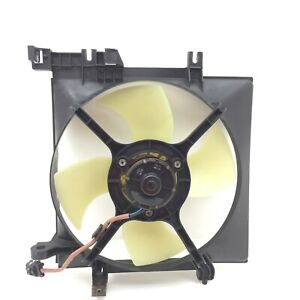 05-14 Subaru Legacy Outback Radiator Left Cooliing Fan Assembly