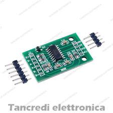 HX711 Modulo convertitore ADC cella di carico load cell bilancia sensore peso