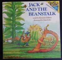 Jack And The Beanstalk (Please Read To Me Series) by Bernette Goldsen Book The