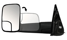 Ram Pickup Left Driver Power Heated Tow Flipup Side View Mirror