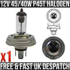 12V 45/40W P45T MOTO D'EPOCA, Furgone, veicolo alogeno faro lampadina - p410h