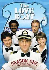 The Love Boat - Season One, Volume 1. 3-Disc Set. New.
