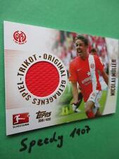 Topps Bundesliga Chrome Trikot Karte Müller Jersey Card Mainz 2013 14
