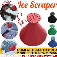 Scraper Cone Scrape A Round Ice snow Scraper Car windshield Snow Shovel Removal