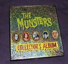 The Munsters TV Dart collector trading cards complete and binder Mint 1998 RARE