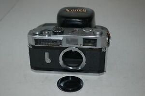 Canon-7 Vintage 1965 Japanese Rangefinder Camera. Serviced. No.932727. UK Sale