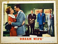DREAM WIFE Original vintage 1953 Lobby Card CARY GRANT Deborah Kerr card #3