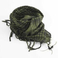 Écharpes foulards verts pour homme
