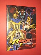 MAZINGER Z EDITION -  BOX 2- COFANETTO CON 2 DVD ANIMAZIONE- nuovo e sigillato