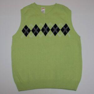Gymboree Spring Celebrations Green Vest size 7 8