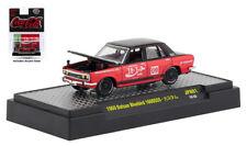 M2 Datsun Bluebird 1600 SSS 1969 Coca Cola Yokohama 52500 JPN01 1/64