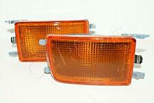 VW GOLF MK3 Turn Signals Bumper Corner Lights! AMBER!