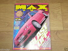 Max Power Monthly August Magazines