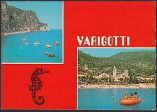 AA4213 Savona - Provincia - Varigotti - Vedute - Cartolina postale - Postcard