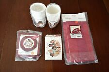 Vtg 2002 American Girls Collection Hallmark Party Invites Cups Table Cloth New