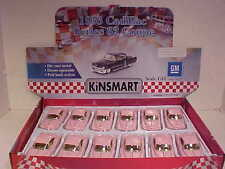 12 Pack 1953 Cadillac Series 62 Coupe Die-cast Car 1:43 Kinsmart 5 inch Pink