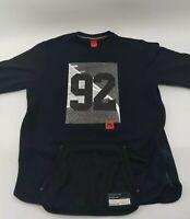 Mens Side Zip Nike 92 Sweater Size XL