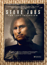 Steve Jobs The Lost Interview Apple Iphone Computers Brand NEW Factory Sealed