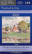 Thetford and Diss (Cassini Popular Edition Historical Map), , New Book