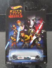 Hot wheels. Star wars. Jet Threat 3.0 . Disney