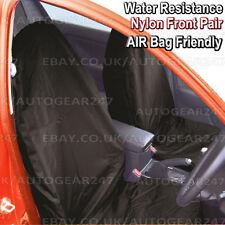 tout universel imperméable nylon noir AVANT Protecteur du siège-auto housses