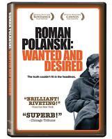 Roman Polanski: Wanted And Desired DVD / New  Fast Ship! (VG-210030DV / VG-014)