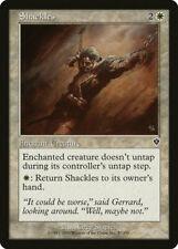 Magic MTG Tradingcard Invasion 2000 Shackles 37/350