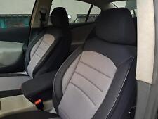 Sitzbezüge Schonbezüge für Dodge Journey schwarz-grau V758314 Vordersitze