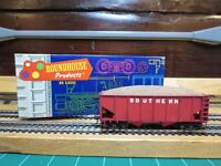 """Roundhouse CUSTOM HO 2-Bay Open Top Hopper with Load """"SOUTHERN"""" with KD's"""