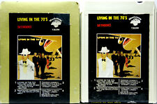 SKYHOOKS Living In The 70s Aussie Pressing  8 TRACK CARTRIDGE