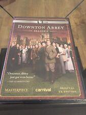 Downton Abbey: Season 2 (DVD, 2012, 3-Disc Set) Masterpiece Classic_Sealed