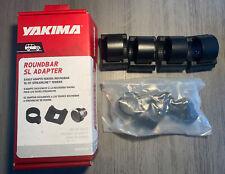 Yakima Roundbar SL Adapter For Yakima Streamline Towers -NIB- Free Shipping!!!!