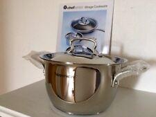 Tupperware, 2,5 L Kasserolle Kochtopf Chef-Serie, neu