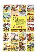 20 cuentos infantiles clsicos de siempre (Spanish Edition) Free Shipping