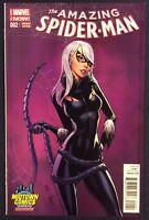 AMAZING SPIDER-MAN #2 Comic Book J SCOTT CAMPBELL Midtown VARIANT Marvel 2014 NM