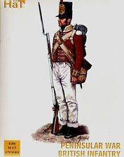 HaT 1/72 Peninsular War British Infantry # 8186