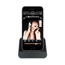 Cargadores, bases y docks base de carga Para iPhone 5 con Lightning para teléfonos móviles y PDAs