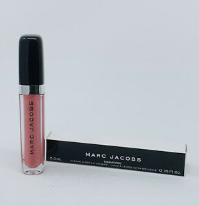 MARC JACOBS Enamored Hi Shine Gloss Lip Lacquer 382 SUGAR High New In Box