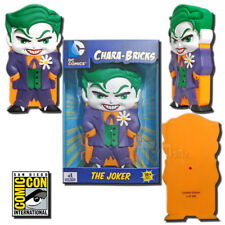 DC Comics The Joker Chara-Bricks Limited Edition Adult Collectible Age 16+